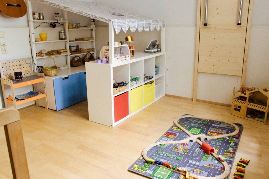 Kindergeburtstage in Wien mit Garten und Indoor Möglichkeit